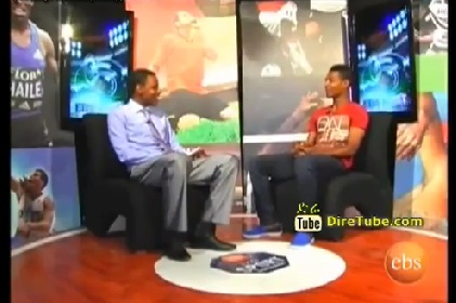 EBS Sport - Interview with Walyia Team Player Getaneh Kebede - Part 2