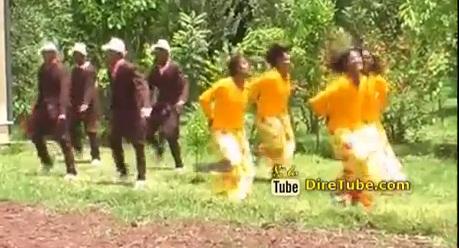 Dinqeessaa Imaanaa - Sanyii Namaa [Oromiffa Music Video]