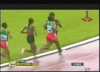 Ethiopia Gets the First Medal in 18 African Athletics Champion