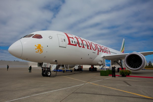 Ethiopian Airlines Gears up for Dreamliner Number 11