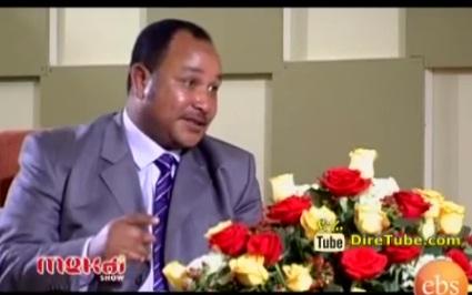 Mekdi Show - Meet Dr. Getahun Nesibu