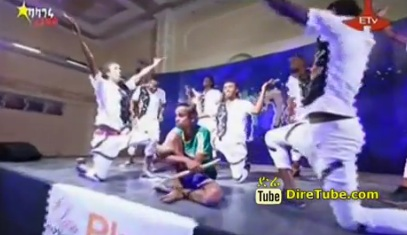 Lasta Dance Contestant Crew - 3rd Audition Addis Ababa