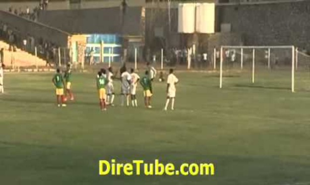 DireTube Sport - Ethiopia 1 - 2 Sudan - All Africa Game Goals and Highlight