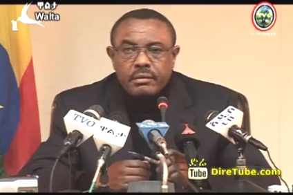 New Documentary - Fellow Comrades Speak about Meles Zenawi