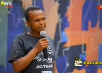 Surafel Endashaw Vocal Contestant From Harar