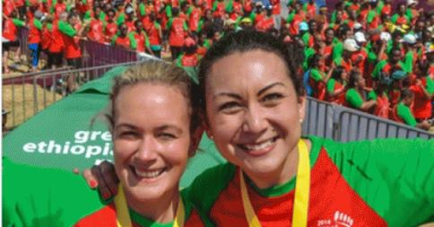 Orbis Ireland team completes Great Ethiopian Run and raises €150k