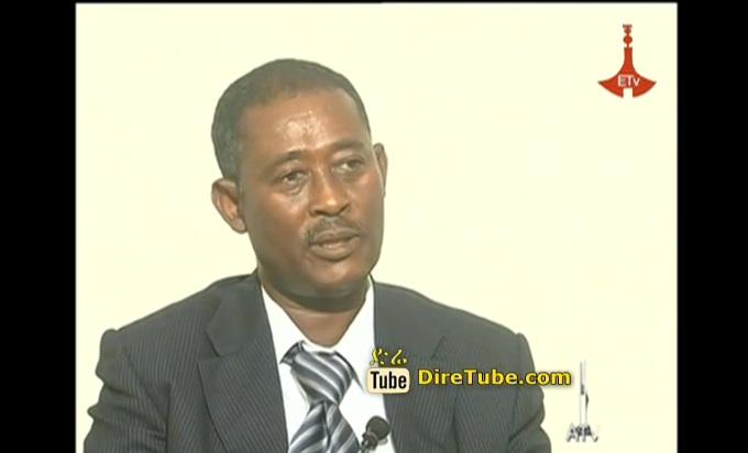 Interview with Merkuz Abera Admassu Ph D.