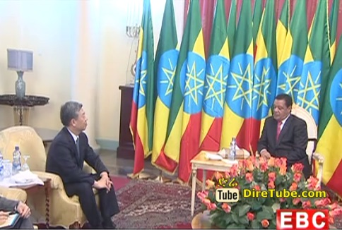 Ethiopian News - The Latest Amharic Evening News From EBC October 27, 2014