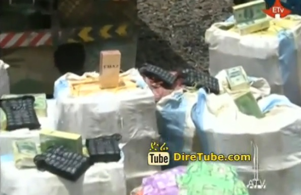 Northern Gondar Police Seized Various Contraband Items