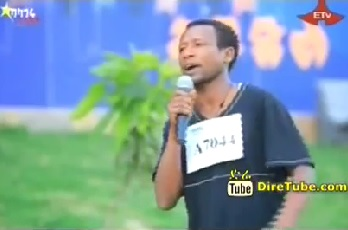 G/Miskele Tsebeha Vocal Contestant Hawassa City