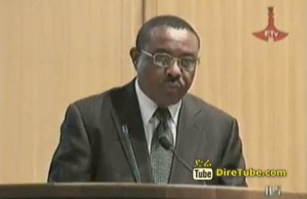 The Latest Full Amharic News - Oct 23, 2012