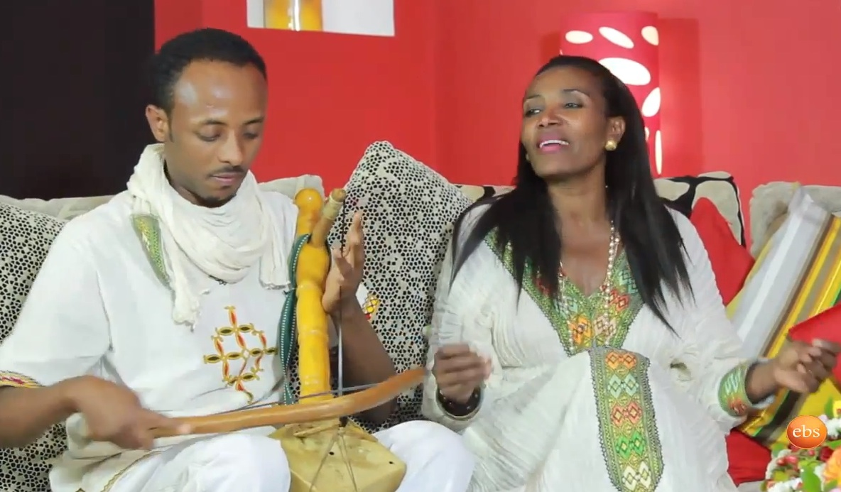 Jossy in Z House Show - Interview With Traditional ‪‎Singers Fenta Bele & Alemayehu Tesfaye