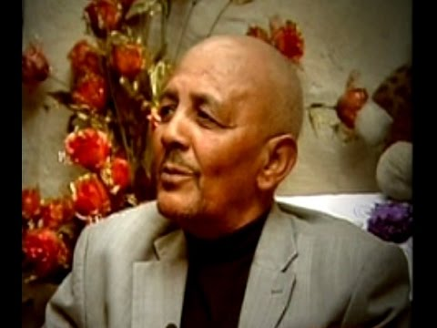 Artist Tsegaye Zerfu Recount about his Life's Work