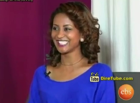 Tigist Asefaw Interview with Model Yodit Mengistu