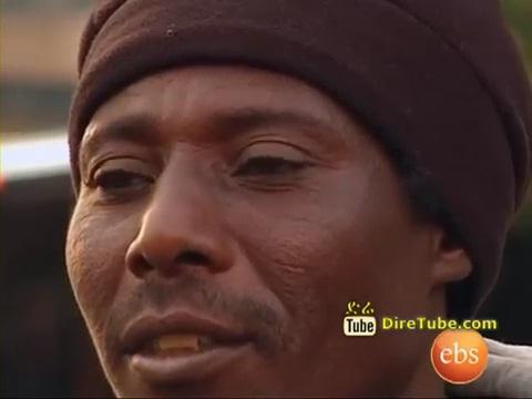 Ethiopian Man's Life in American Street - [Must Watch]