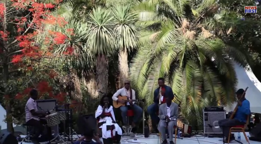 Ethiopian Festival Blends Best of Traditional and Modern Music