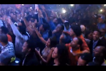 Teddy Afro - Tikur Sew concert Atlanta Nov 21, 2012