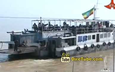 Amhara TV - World Tourism day 2013 Part 2 - Tourism and Water