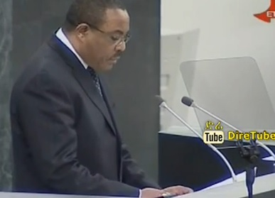 PM Haliemariam On the 68th United Nations General Assembly