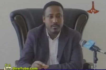 ETV 8PM Full Amharic News - Apr 8, 2012