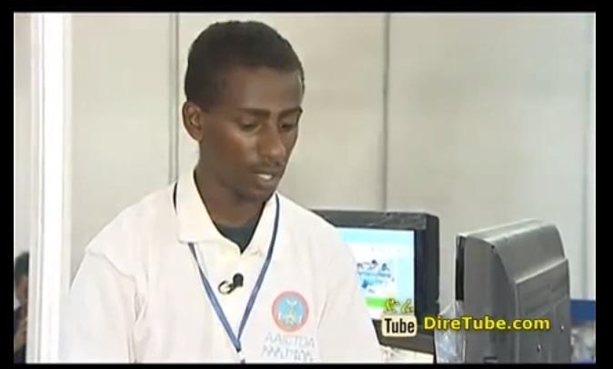 ICT Exhibition in Ethiopia and Meet Abreham Adamu
