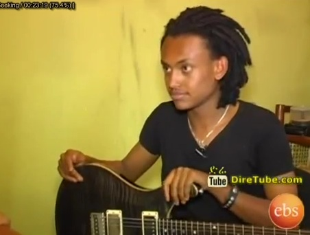 Interview with Micheal Hailu Lead Gitarist and Music Producer - Part 2