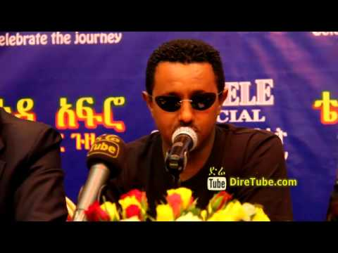 DireTube - Teddy Afro Talks about the World Cup Music Video