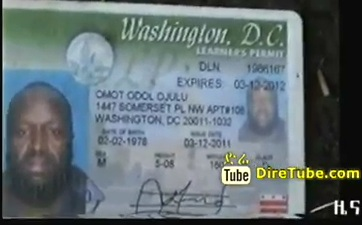 Ethiopian Born US Terrorist chief  killed in Gambela by Ethiopian Federal Police