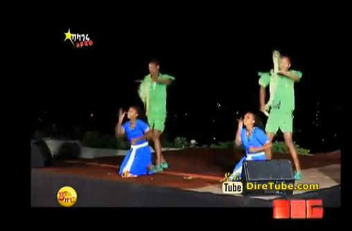 The Latest Full Balageru Idol Show From Gondar Audition Oct 24, 2014