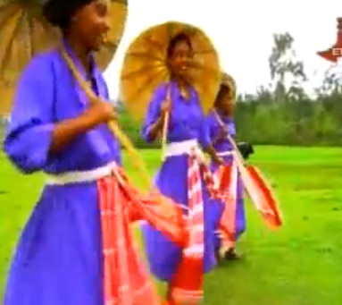 Collection of Ethiopian Nations and Nationalities Music Video Sep 4, 2013