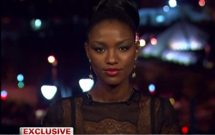 First black Miss Israel idolizes Obama