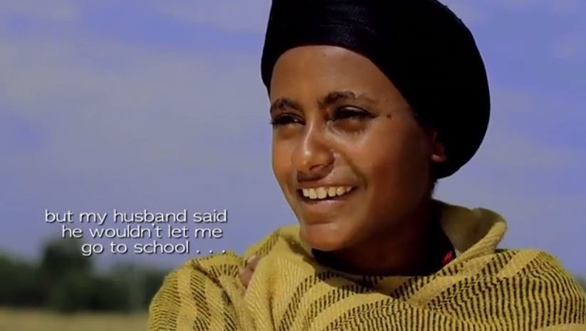 Meet Endayehu Mengeste, Married at 13 and now An Advocate of Ending Early Marriage