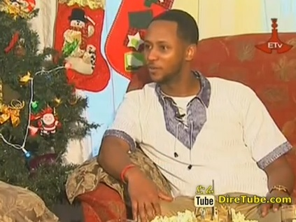 Interview with Singer Kibrom Hailemariam - KIB