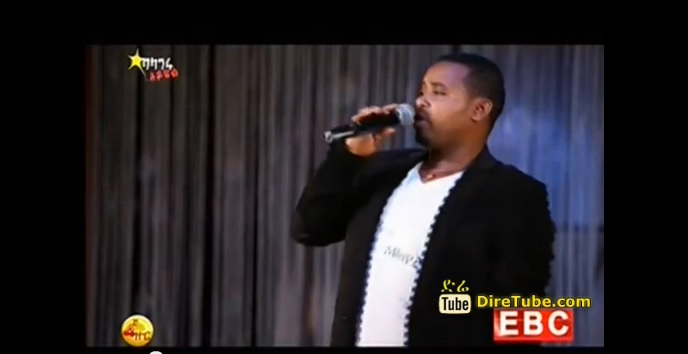 Dawit H-Mariam Sings Tilahun Gessesse's Selamtaye Yidres | 4th Audition Balageru Idol