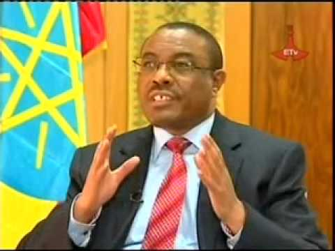 PM Hailemariam Desalegn Speaks on Current Issues with ETV