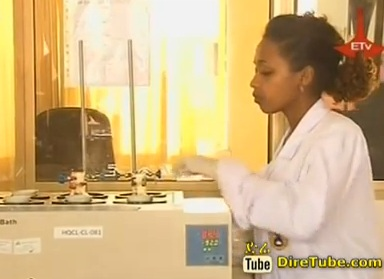 Ethiopia's New Agricultural Products' Testing Laboratory