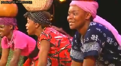 Zambezi Express The Amazing New African Dance Musical