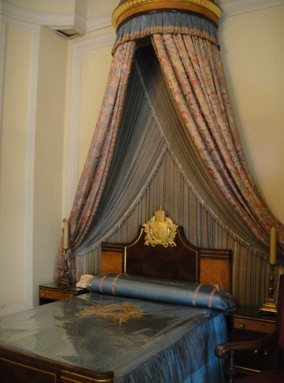 Haile Selassie Bedroom