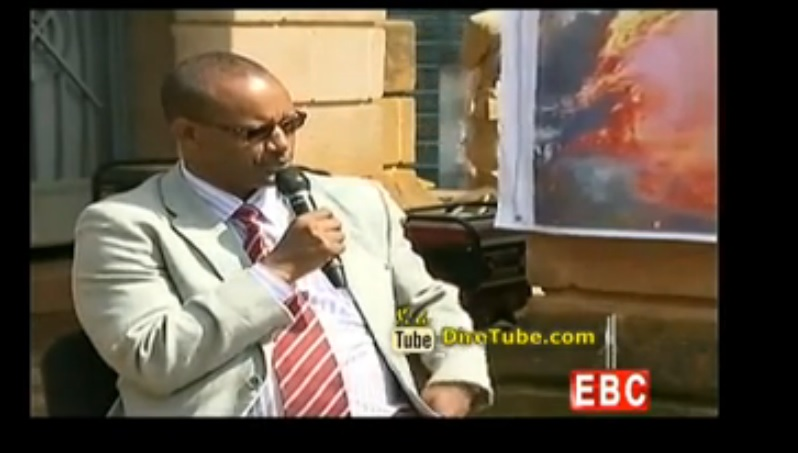 Meskel Celebtation on Amhara TV