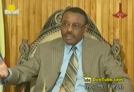 Interview with Ethiopian PM Hailemariam Desalegn Part 2