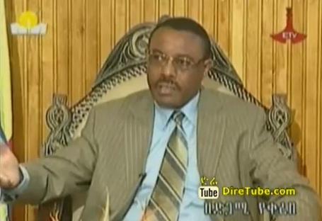 Interview with Ethiopian PM Hailemariam Desalegn Part 2