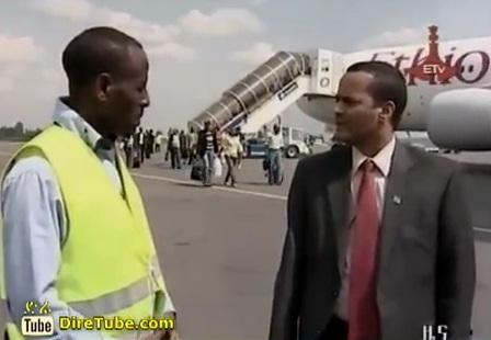 Minister Mekuriya Haile head to Rwanda to strength diplomatic relationship