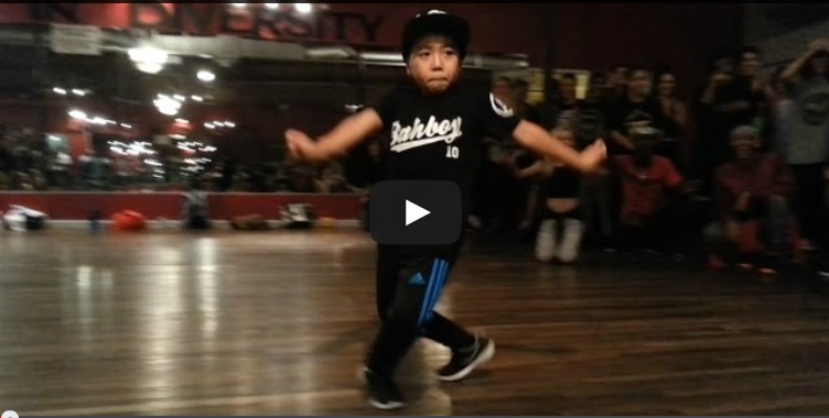 Talented 8 Year Old Dancer Absolutely Kill This Choreography