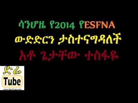 San Jose to Host ESFNA 2014, President Getachew Tesfaye