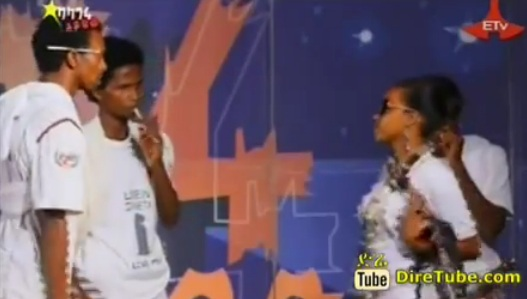 Fiker Dance Crew Contestant From Harar 2nd  Audition