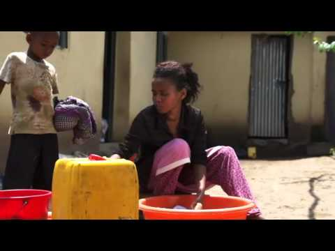 A mother's story of living with HIV in Ethiopia