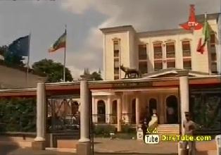 Addis Abeba's Diplomatic presence