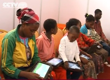 Ethiopia's One Laptop Per Child Experiment sees 20 Children Benefit