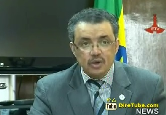 Dr. Tedros Signs Agreement with The Union of Comoros