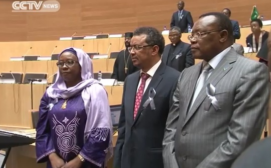 AU Leaders Meet In Ethiopia To Commemorate The 20th Anniversary of Rwandan Genocide